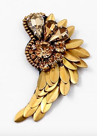 Flying Angel Earrings