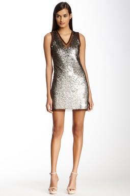 She Shines Sequin Dress