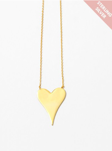 Loving my Heart Necklace