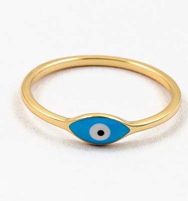 Eye Need Ring-Gold
