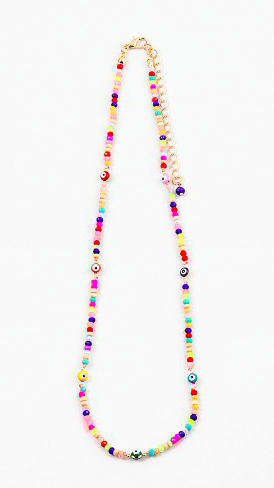 Eye See Many Things Necklace